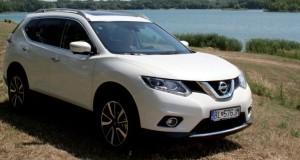 Nissan X-TRAIL 1.6 dCi 96 kW Xtronic-1