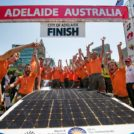 NuonSolarTeam_Nuna8_finish